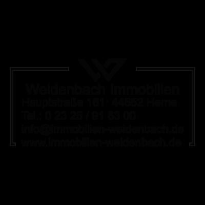 Stempel von Weidenbach Immobilien Herne