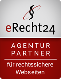 Die Digitalagentur Custogether ist eRecht24-Partner